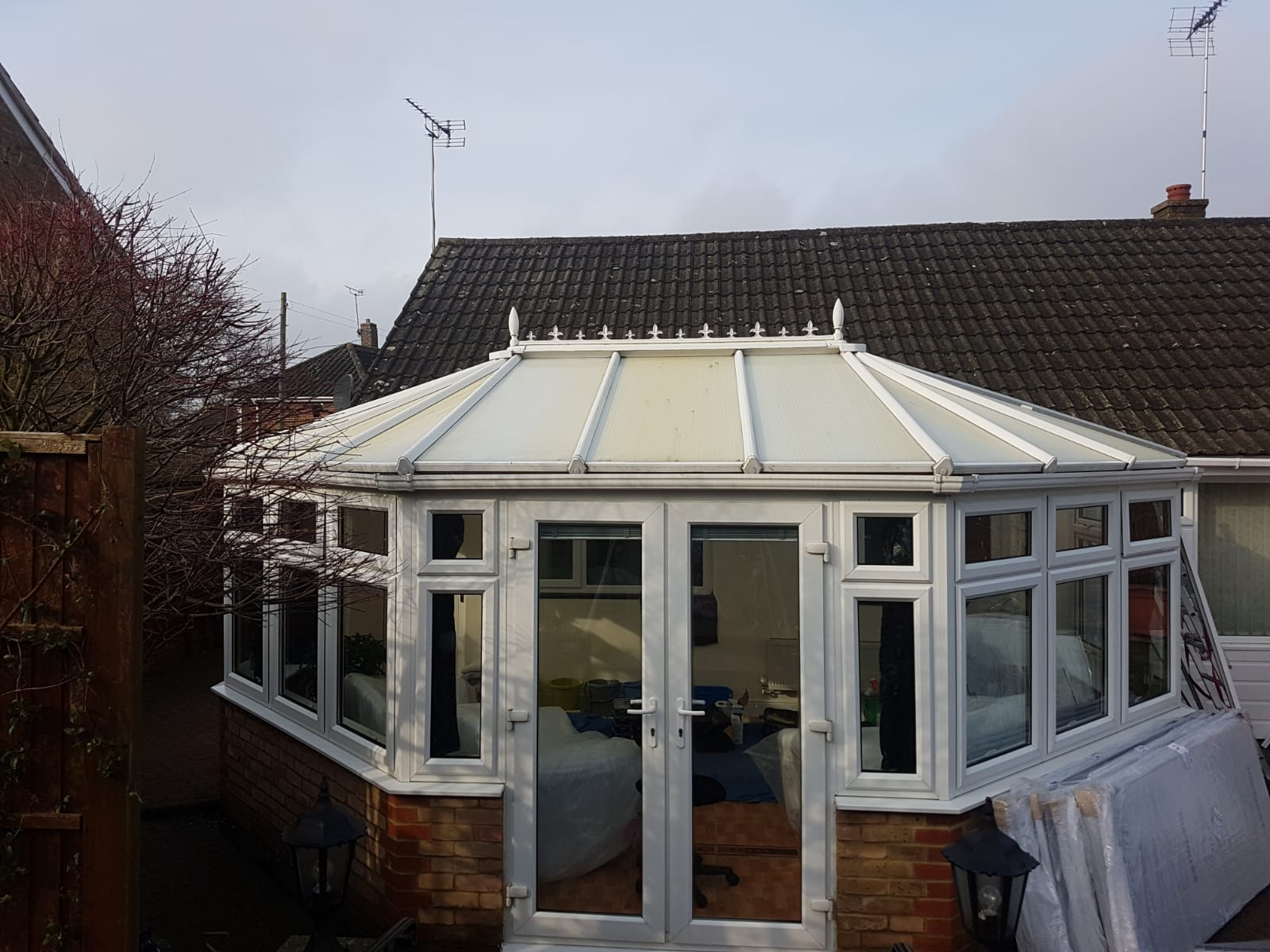 Previous Work M And C Conservatory Maintenance